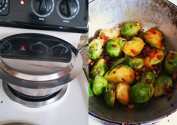 Easy Stir-Fried Brocoli And Brussels Sprouts Stir-Fry Recipes ...