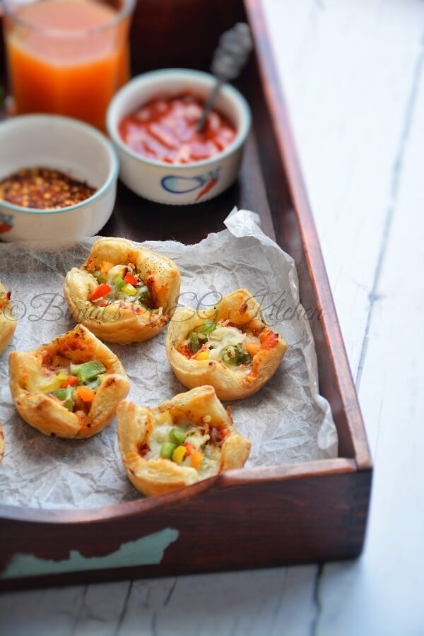 Indian food recipes indian recipes desi food desi recipes puff pastry bites forumfinder Gallery