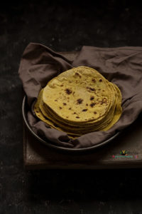 Homemade Maize Flour Tortillas